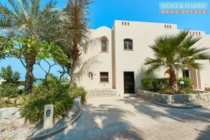 The Cove Rotana 5* Luxury Living - Furnished Beach Villa