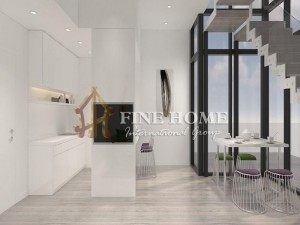 Side View For 2 Bedroom Full Furnished Flat