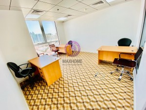 Modern & Luxurious Office  With Free Tawtheeq & MAF