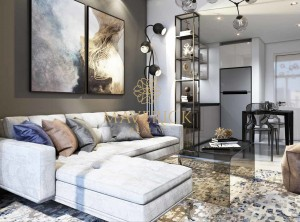 Luxury 1BR | AED 6999/Month | 5 Years Payment Plan
