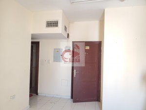 specious 1bhk with 1 month free central Ac just in 18k at prime location in muwaileh sharjah