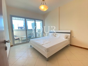 SO | Gas & Chiller Furnished 1 Br in Marina Diamond 4