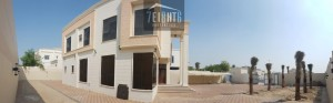 Beautifully presented: 6 b/r good quality indep villa + maids room + drivers room + LIFT + garden