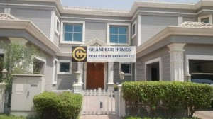 Amazing 3 Bedroom Villa with Maid Room for Rent