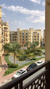 Investor Deal ! One BHK With Balcony For Sale in Emirates Cluster