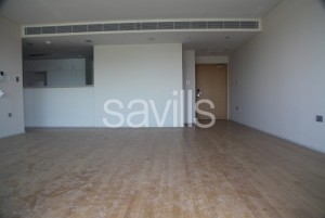 Two bedroom unit in Al Muneera. 4 Cheques