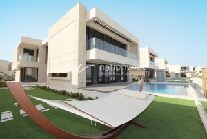 State-of-the-art Private 5 BR Villa In Hidd Al Saadiyat