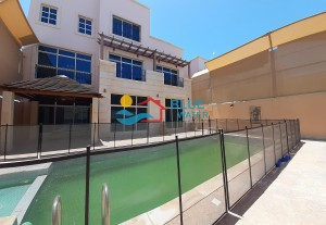 Stand Alone 5 Bed With Huge Pool In Khalifa City A
