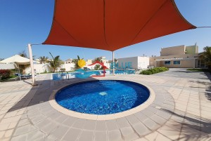 Modern 4 Bed Villa With Shared Pool And Gym In Khalifa City A