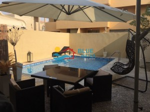 Own Pool Own Entrance 4 En Suit In Khalifa City A