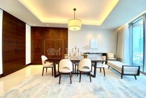 High Floor, Open View of Burj and Fountain, Luxury