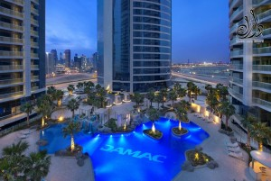Live Luxuriously in the Unique Towers of DAMAC ! Offers you 2 Bedroom Apartment !
