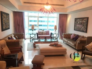 Huge 3 Bedroom + Maid In Al Seef 3 - JLT