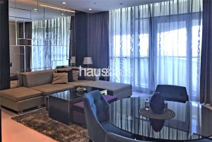 Stylish 1 Bed | High Floor | Fully Furnished