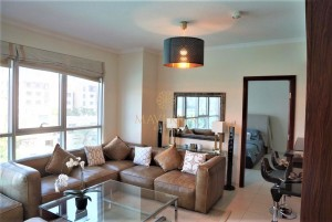 Burj+Fountain View | Furnished 1BR | Chiller Free