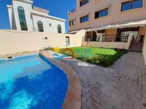 Own Pool+Garden And Own Entrance In Khalifa City A