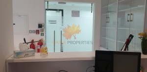 BURJ KHALIFA VIEW // FULLY FITTED OFFICE // BEST OFFER