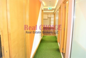 Fitted Office in SZR | Well Maintained