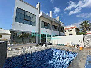 Brand New 4 Bed+M Villa With A Private Pool