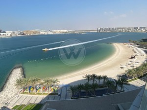 Fully furnished apartment with full sea view!