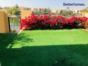 Extended | Single Row | Lake view |Landscaped