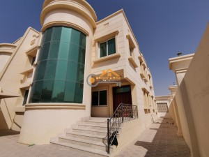 Stunning 5 B/R Villa with Private Entrance @ MBZ City